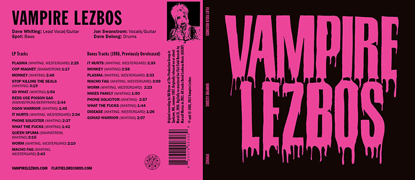 Vampire Lezbos - Vampire Lezbos
