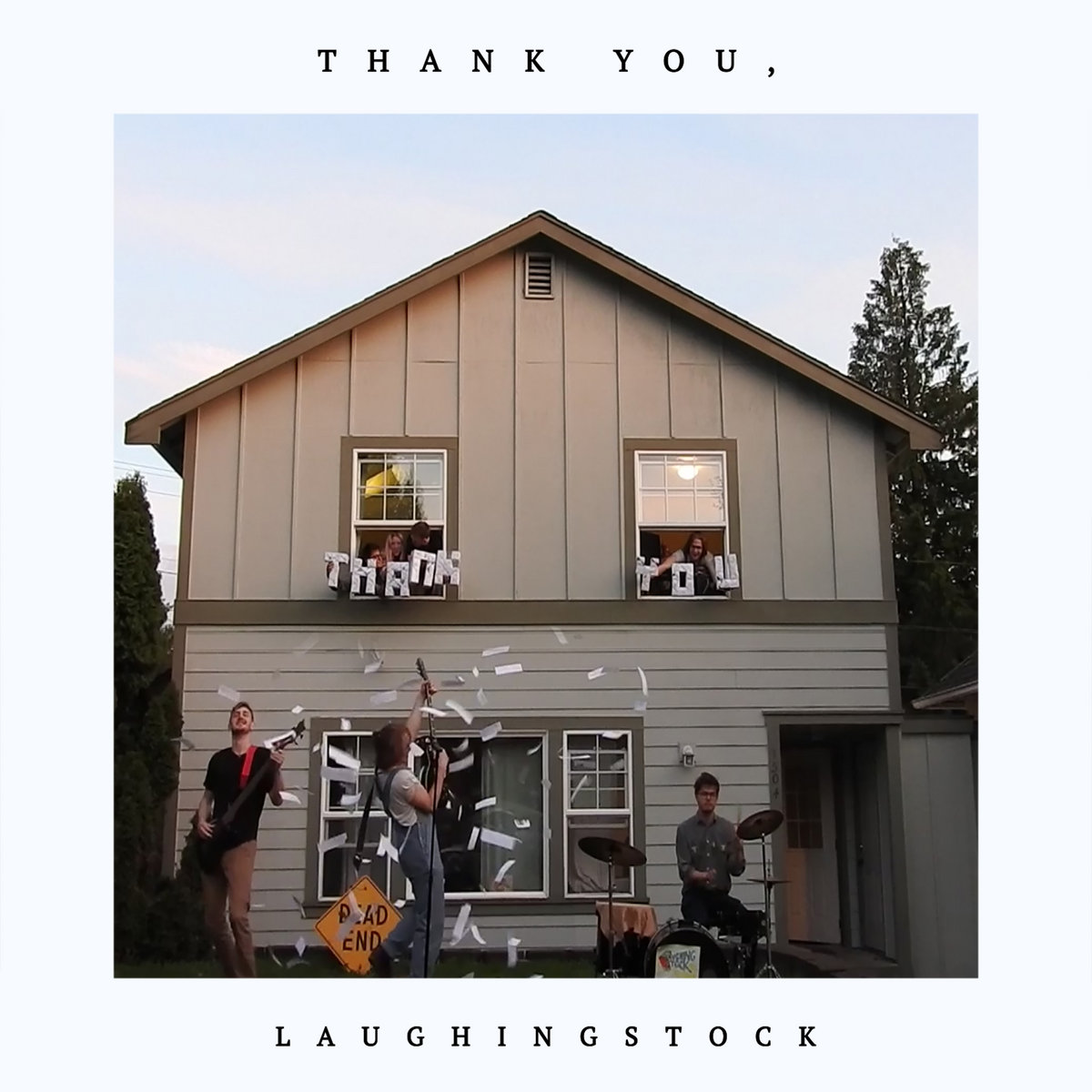 laughingstock - thank You